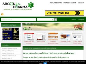annuaire de site internet domaine de la santé et du bien être