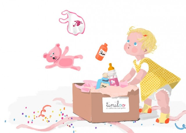 Idées de cadeaux pour la naissance