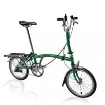 Vélo pliant à assistance électrique pour les vacances