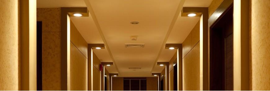 plafonnier led encastrable design et extra plat. Black Bedroom Furniture Sets. Home Design Ideas