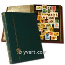 Yvert et Tellier : matériel philatélique (classeur, catalogue)