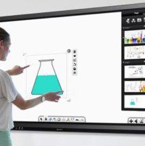 Avec un tableau blanc interactif vos collaborateurs vont bouger !