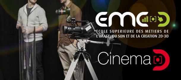 formations métiers cinéma