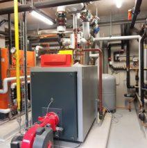 Un ensemble de prestations pour un système de chauffage performant