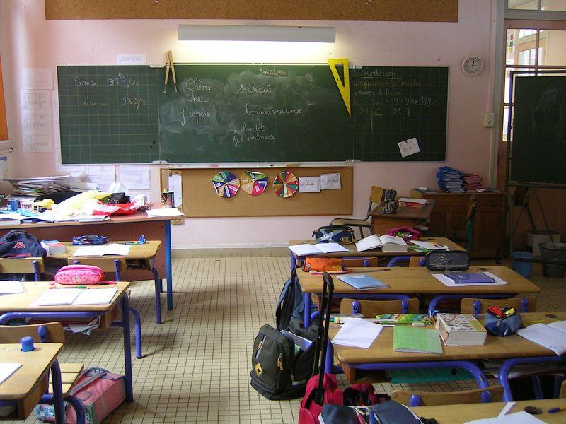école d'hier