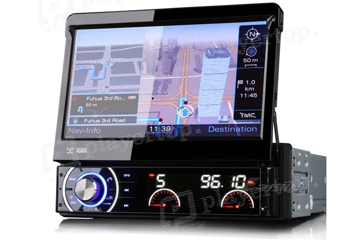autoradio gps 3d